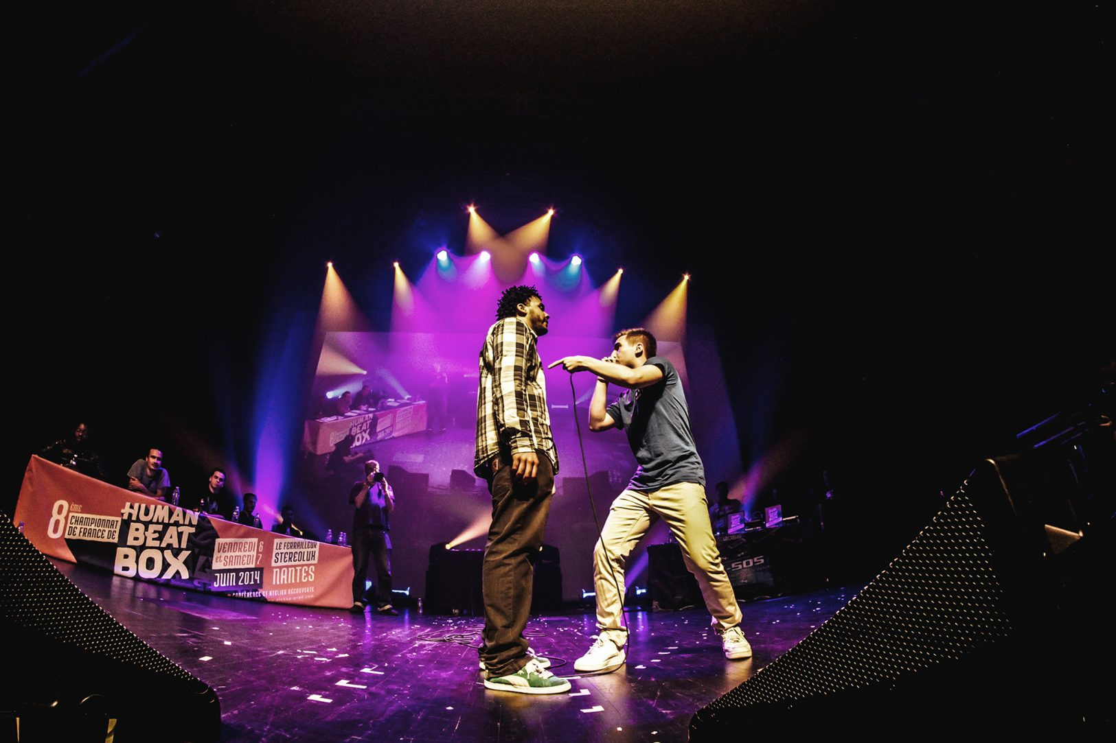 beatbox france 14 Stereolux HD 25