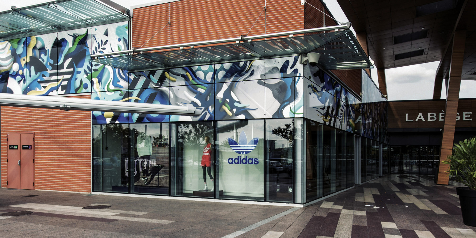 Adidas Toulouse Labege
