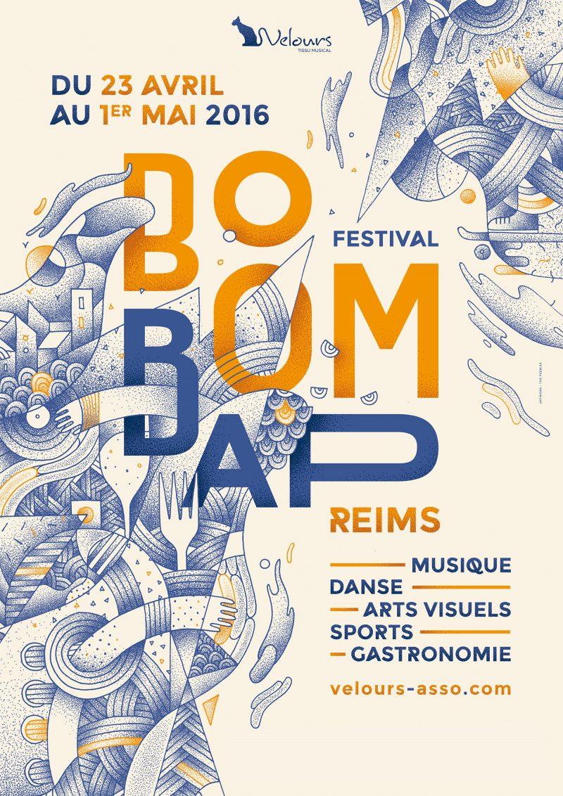 BoomBap_2016_AFFICHE